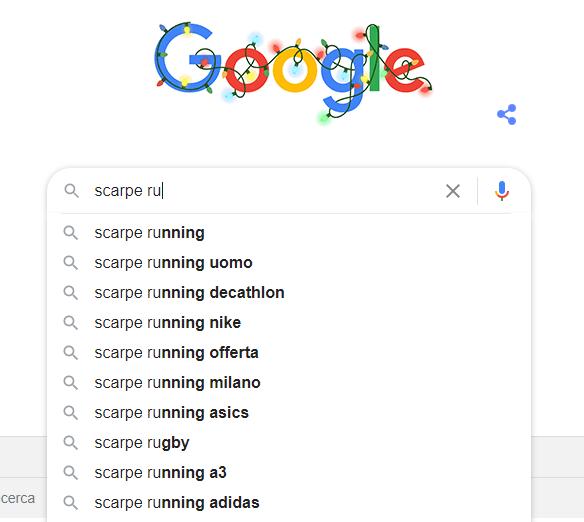 google-ricerche-suggerite